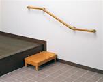 手摺・式台の設置例